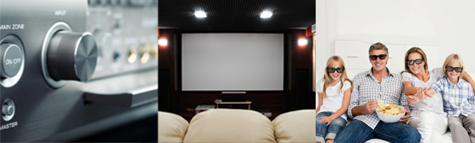 Let ESS design and install a Home Theater System that your whole family will enjoy for years to come